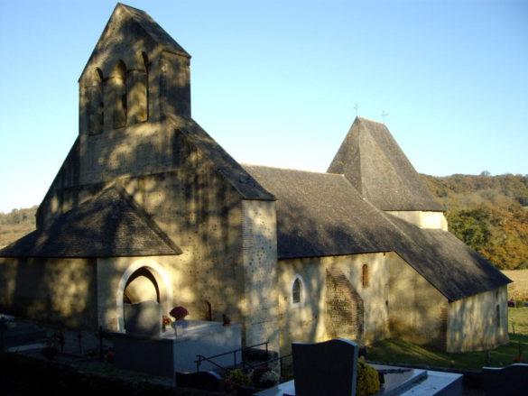 Eglise de Montaner