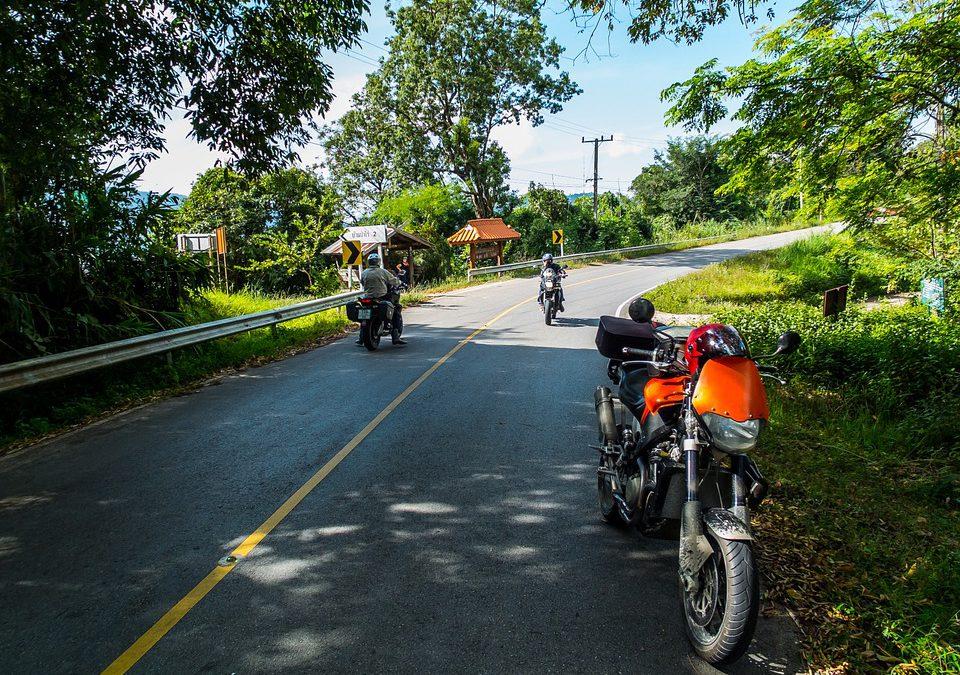 Road trip moto en Thaïlande : Nos conseils