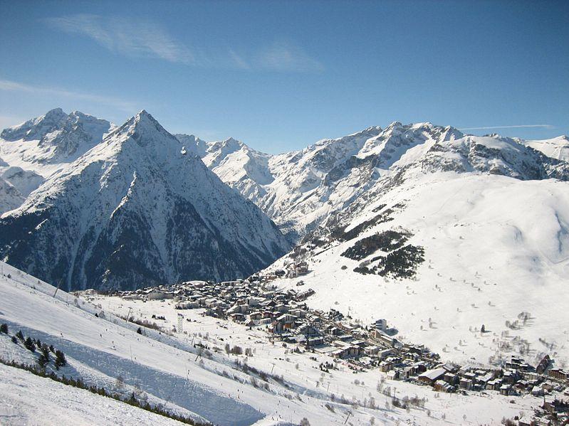 Ouverture du glacier des 2 Alpes : Profitez-en pour un week-end !