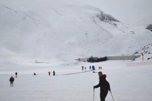neige hiver Météo Arctique ski saison sport d'hiver des sports ski piste Équipement de ski Phénomène géologique
