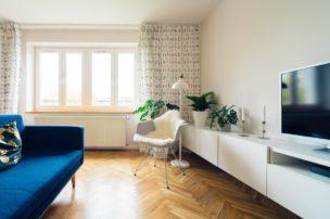 sol maison chalet propriété salon chambre appartement Design d'intérieur conception Bois dur biens condominium immobilier salle à manger sol parquet Couverture de fenêtre revêtement de sol stratifié